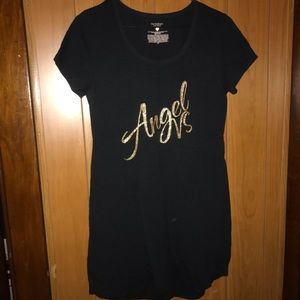 2 Victoria's Secret Sleep tshirts